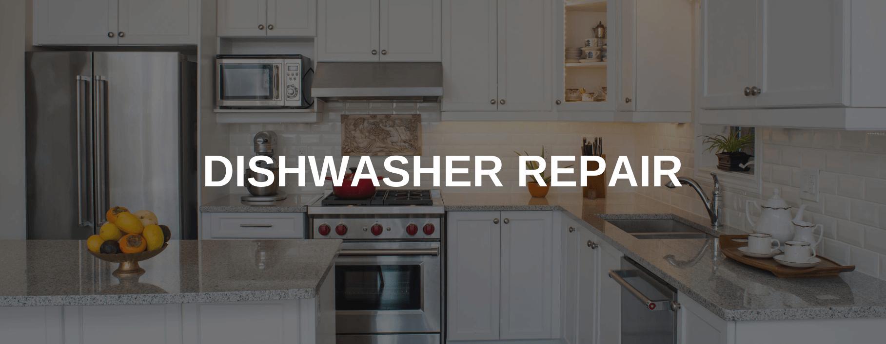 dishwasher repair spokane